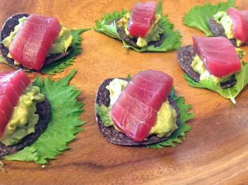 Sushi Grade Nachos