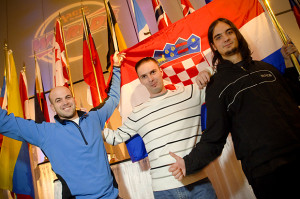 Team Croatia 2008