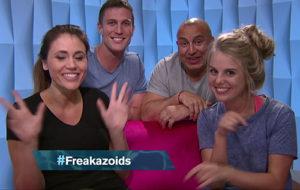 Freakazoids