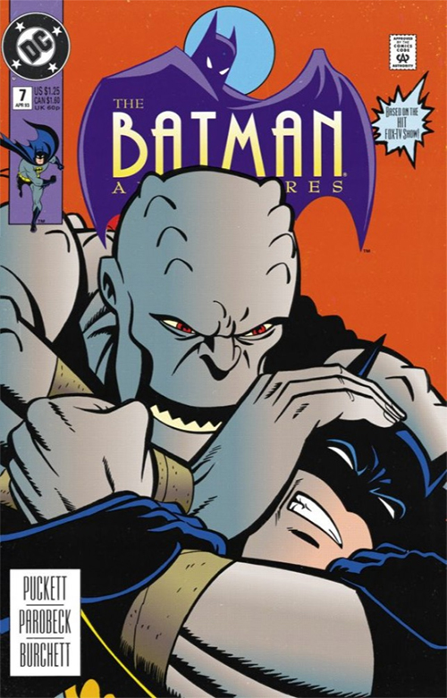 The Batman Adventures #7